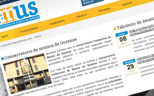 CMUS Ourense