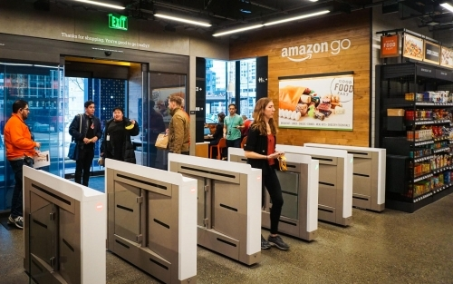 Amazon Go, el primer supermercado sin cajeros de Amazon