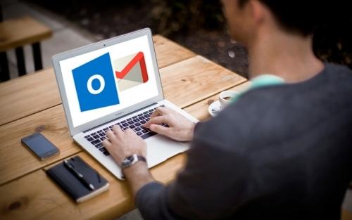Pasos a seguir para migrar de Gmail a Outlook y de Outlook a Gmail