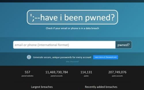 Cómo comprobar si tus contraseñas han sido robadas en Internet
