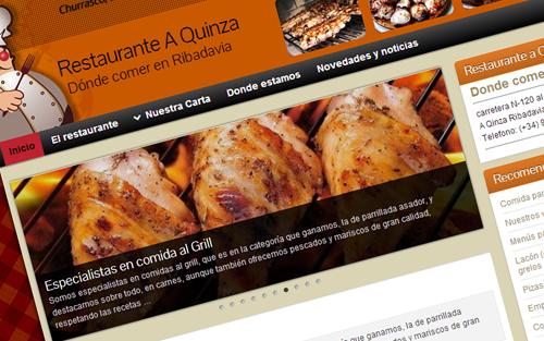 Restaurante A Quinza