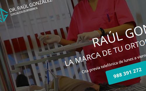 Ortodoncia Raúl González