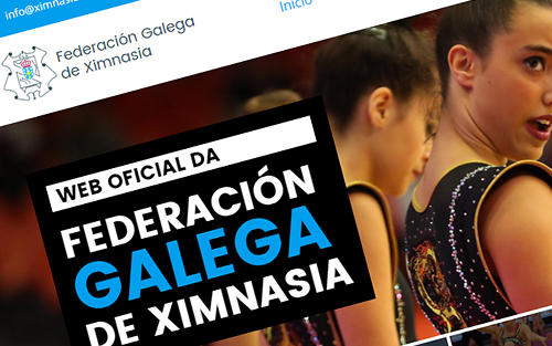 Federación Galega de Ximnasia